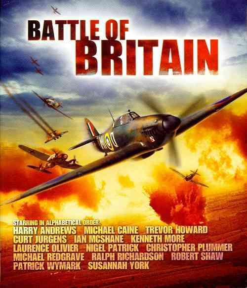 BATTLE OF BRITAIN BY ANDREWS,HARRY (Blu-Ray)